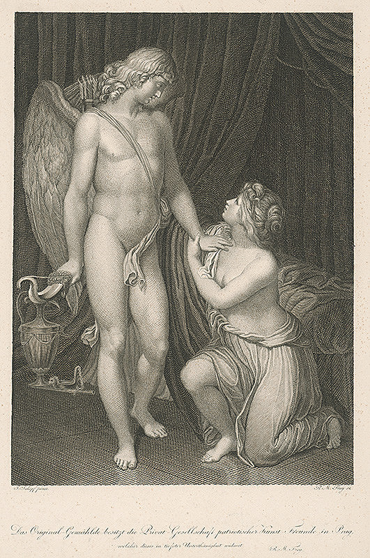 Martin Frey, Josef Schöpf – Amor