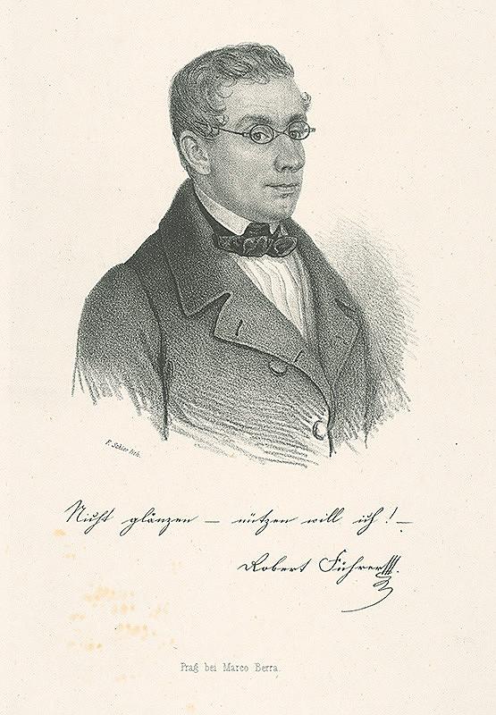 František Šír – Podobizeň Roberta Führera