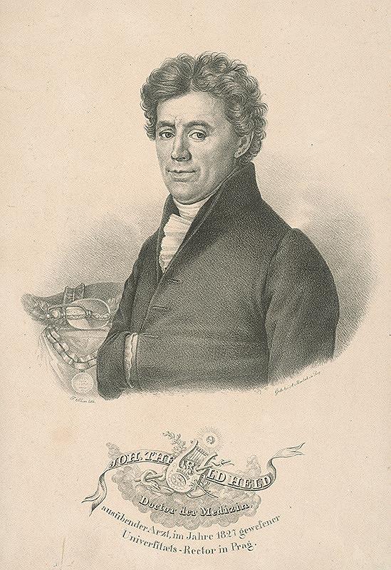 František Šír - Johann Th. Held, doktor medicíny