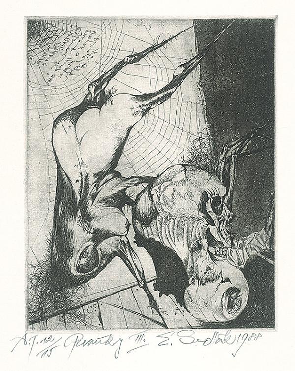 Emil Sedlák - Pavúky III.