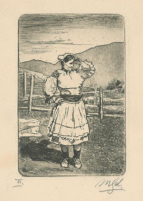 Maximilián Schurmann – Čičmianka