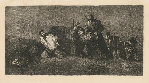 Vincent Hložník – Povstanie