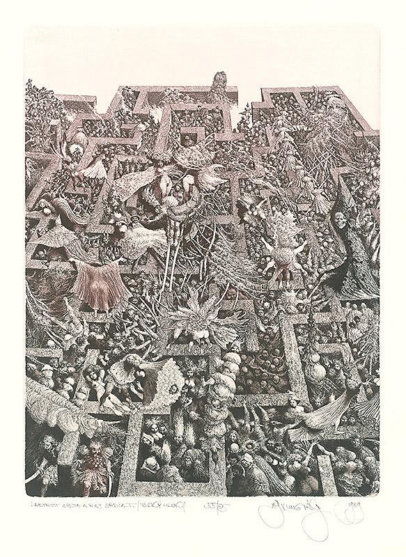 Albín Brunovský - Labyrint sveta a raj srdca I. - Veľký hluk