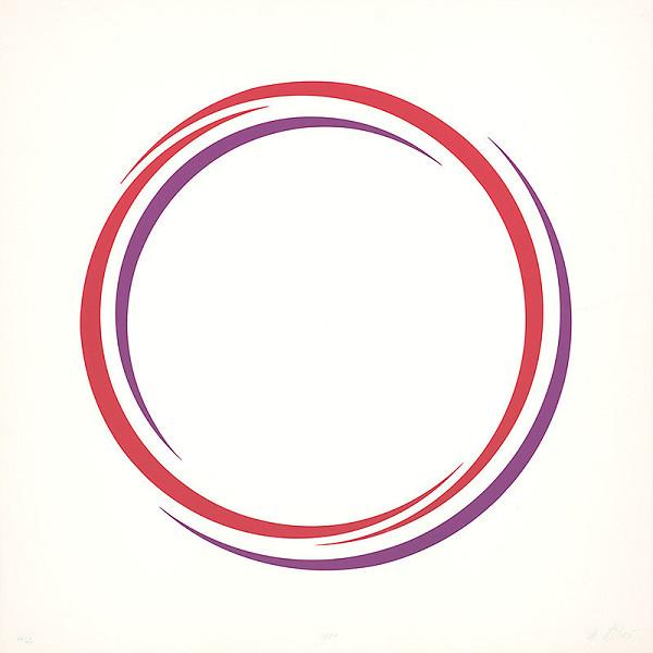 Milan Dobeš – Rotácia kruhu I -triptych