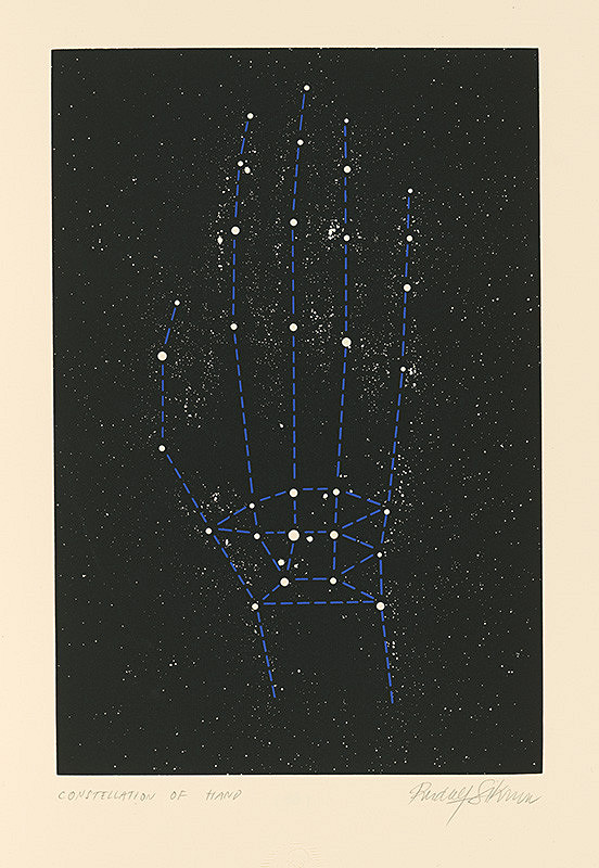 Rudolf Sikora - Constellation of Hand