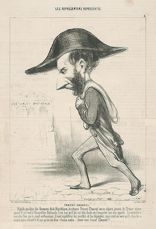 Honoré Daumier - Trouré - Chauvel