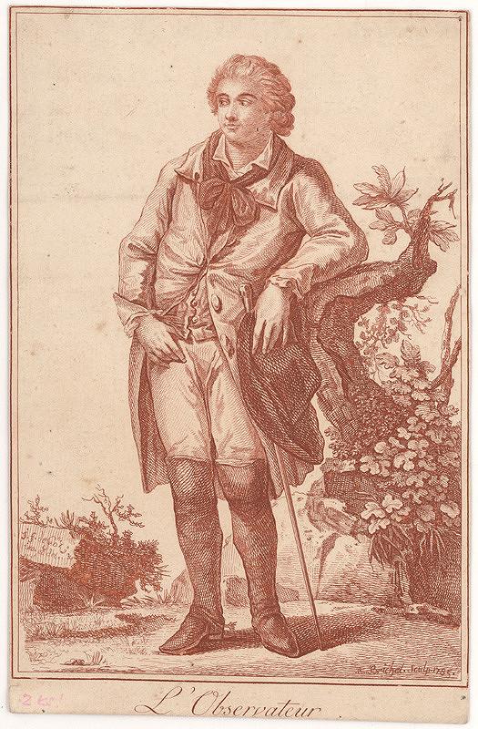 Robert Brichet, Joseph Franz de Götz – Pozorovateľ