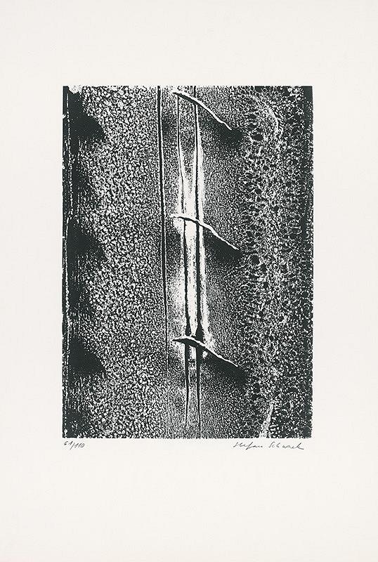 Štefan Schwartz - Nach einer Illustration zu Buch: D. Diderot: Die Nonne