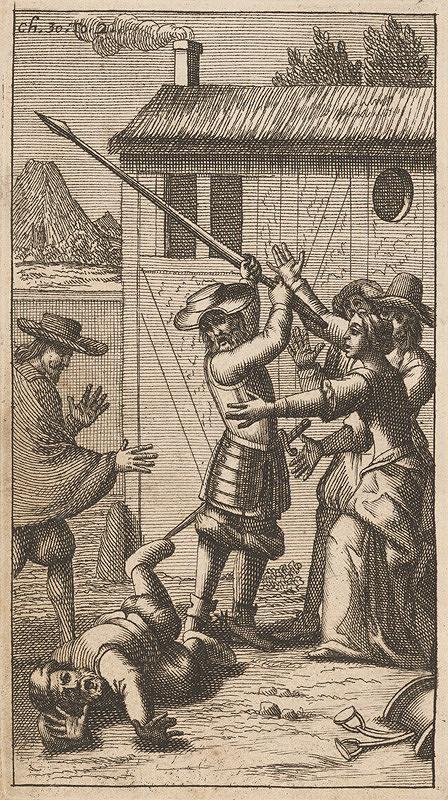 Antoine Clouzier – Don Quijote trestá
