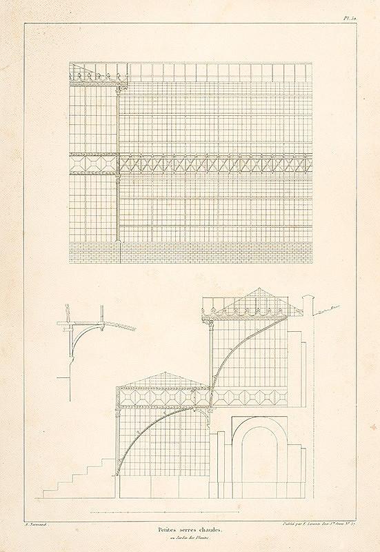 A. Normand - Malé skleníky