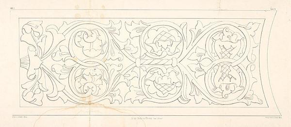 J. Lenhardt – Návrh na ornament