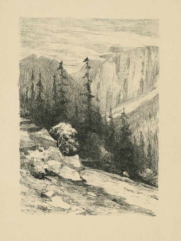 Ľudovít Čordák – Les