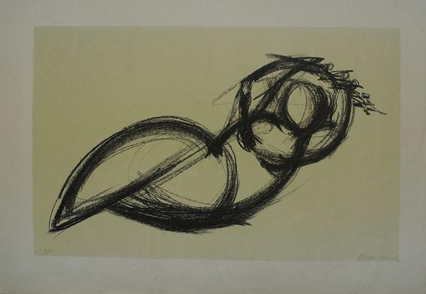 Alexander Trizuljak – Žena - skica