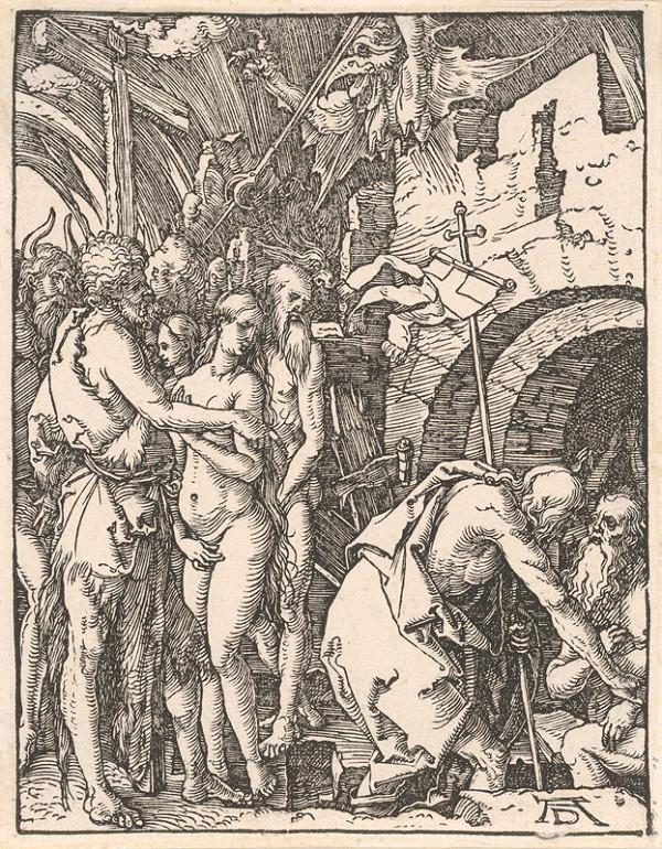 Albrecht Dürer – Kristus v predpeklí