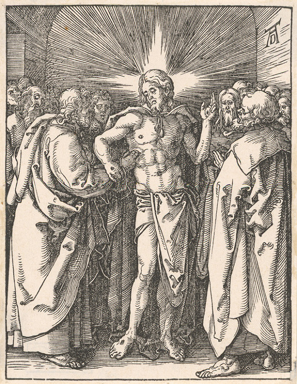 Albrecht Dürer - Neveriaci Tomáš