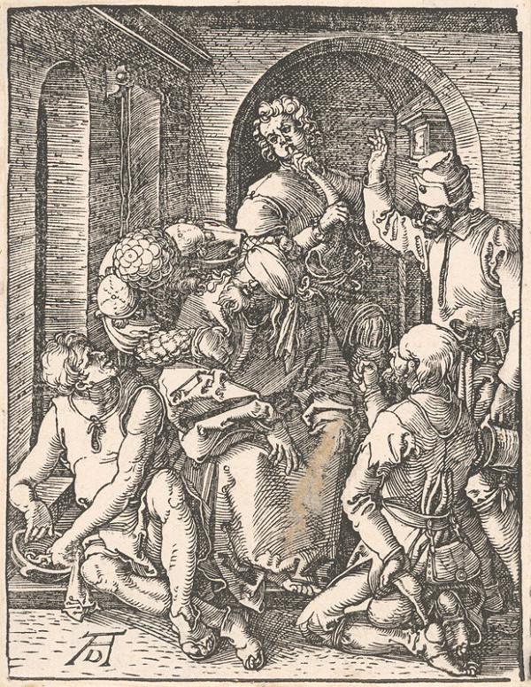 Albrecht Dürer – Vysmievanie sa Kristovi