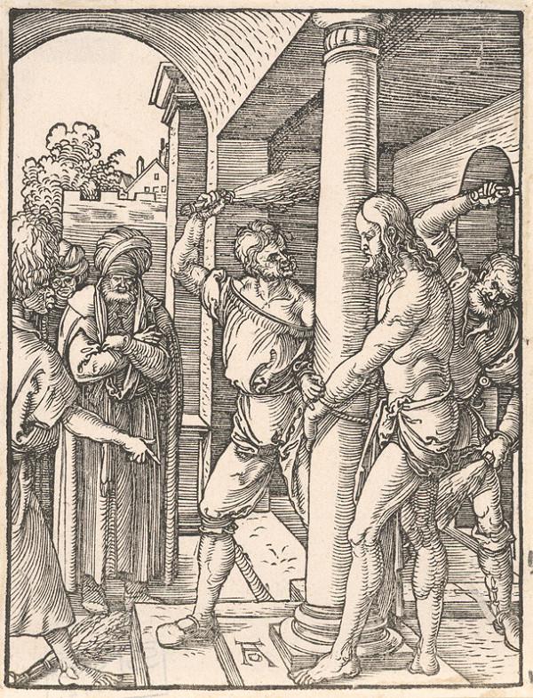 Albrecht Dürer – Bičovanie
