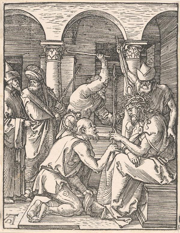 Albrecht Dürer – Korunovanie tŕním