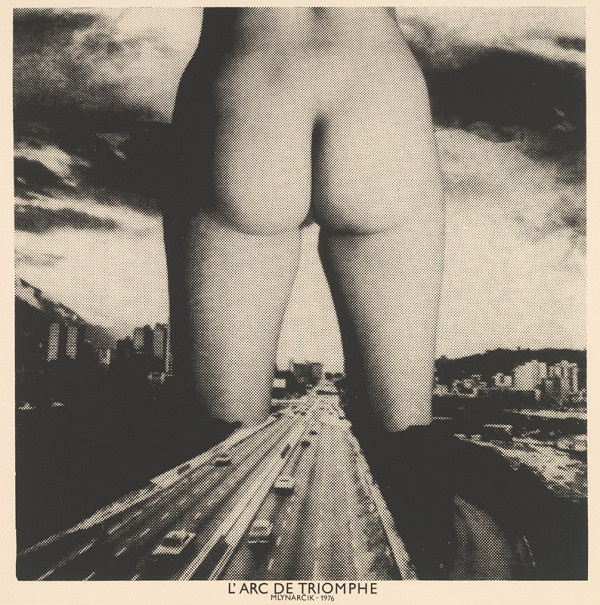 Alex Mlynárčik – Album SYMPOSION III/76 A. Mlynárčik
