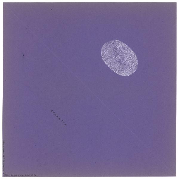 Július Koller – Album SYMPOSION III/76 J. Koller