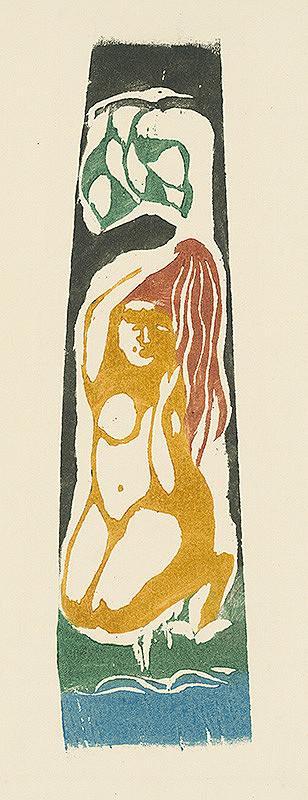 Paul Gauguin – Češúca sa Tahiťanka