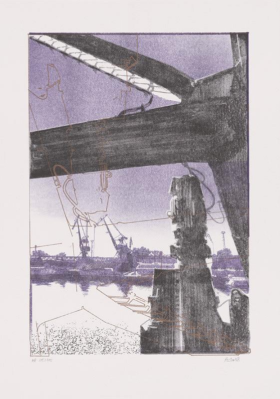 Peter Cvik – Zimný prístav