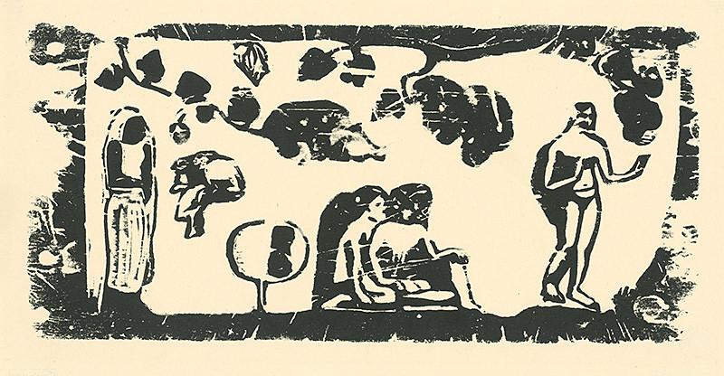 Paul Gauguin – Raj, 1890 – 1903, Slovenská národná galéria
