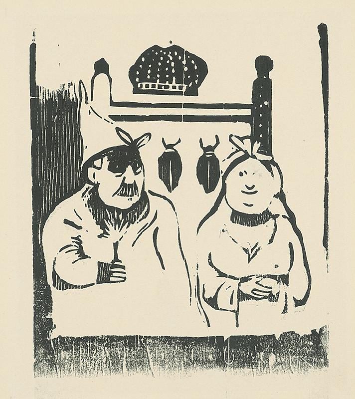 Paul Gauguin – Manželia, 1890 – 1903, Slovenská národná galéria