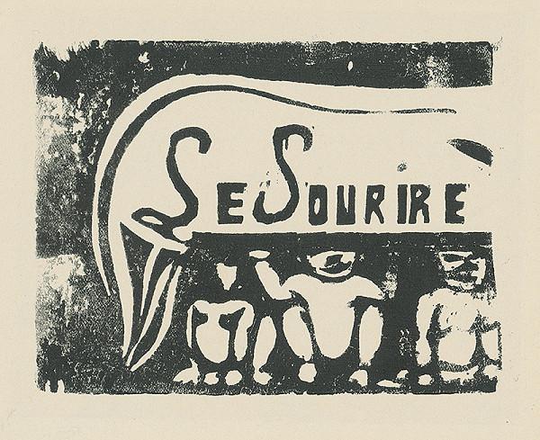 Paul Gauguin – Opice