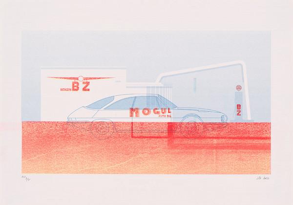 Ondrej Jób – Benzínka x Tatra