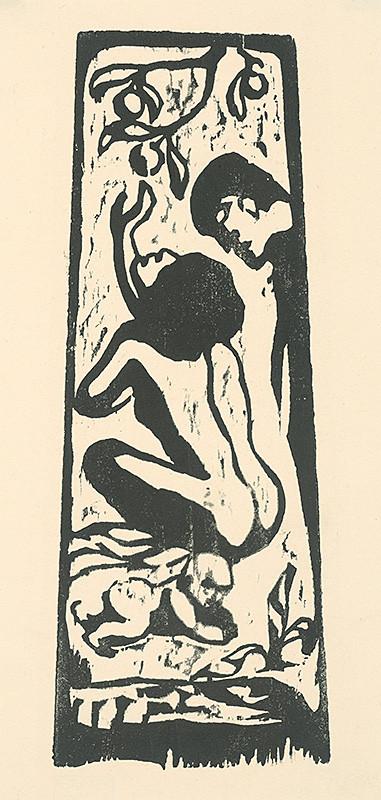 Paul Gauguin – Rodina, 1890 – 1903, Slovenská národná galéria