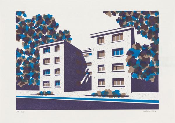 Marek Menke – Bellušove domy