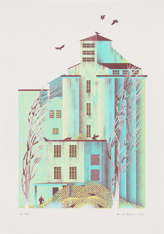 Daniela Olejníková – Ludwigov mlyn