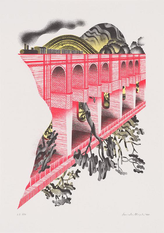 Daniela Olejníková – Červený most