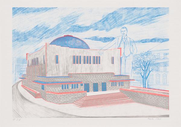 Martu Hlavajová – Nová synagóga