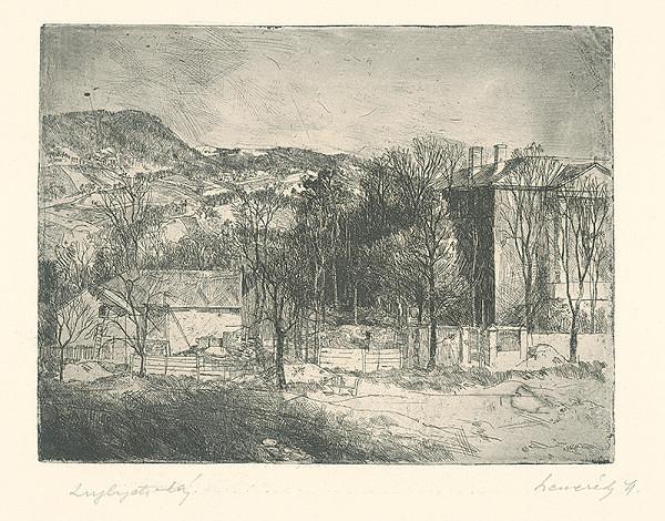 M. Lemerédy – Predmestie
