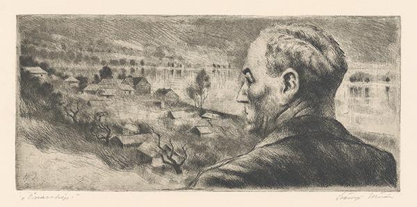 István Szönyi – Portrét