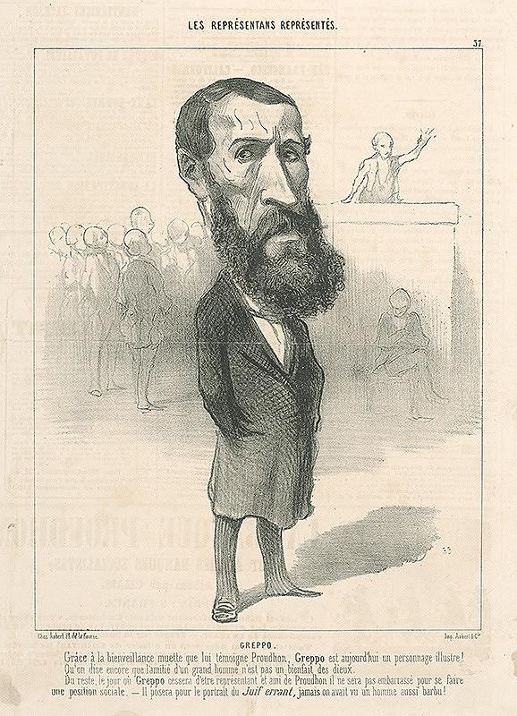 Honoré Daumier – Greppo