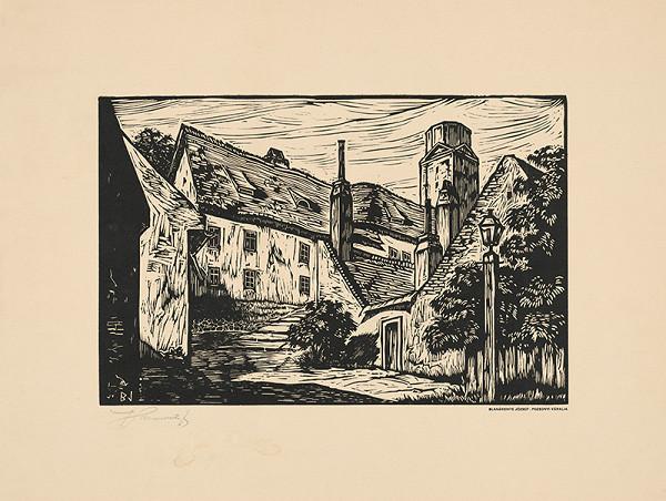 Jozef Blanarovits – Bratislavský hrad