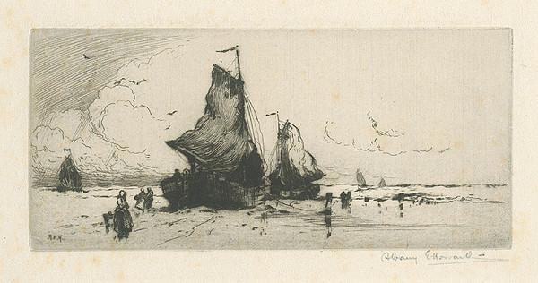 Albany E. Howarth – Rybárske jachty