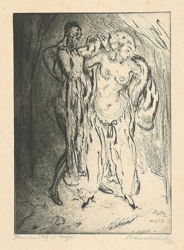 Hans Meid – Obliekanie