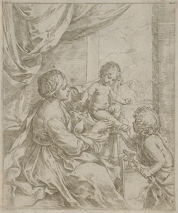 Guido Reni – Svätá rodina