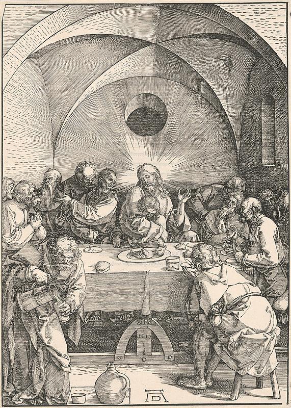 Albrecht Dürer – Posledná večera
