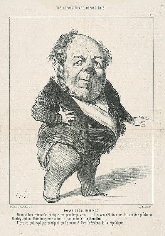 Honoré Daumier – Boulay