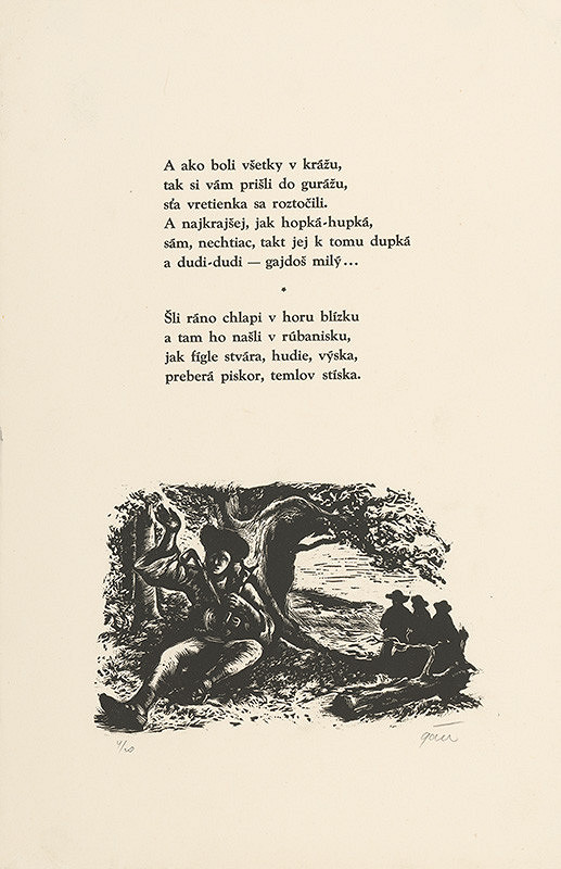 Tibor Gáll – Gajdoš