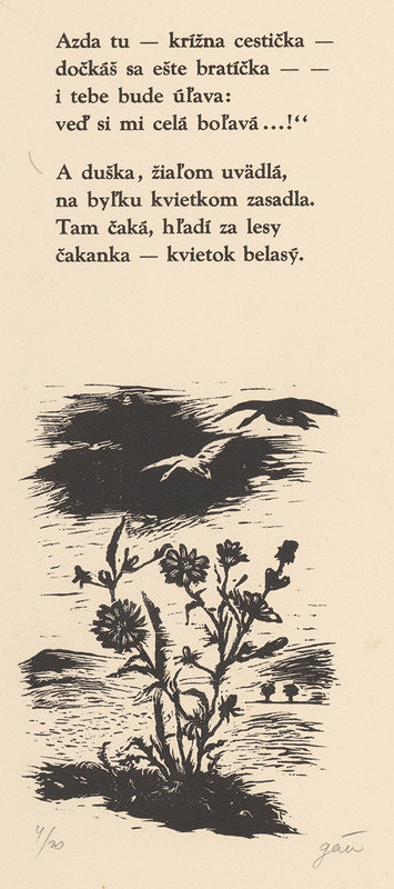Tibor Gáll – Čakanka