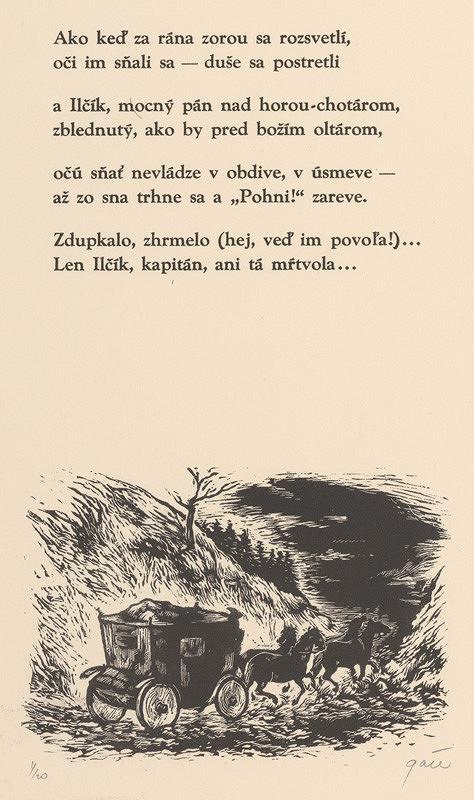 Tibor Gáll – Dostavník
