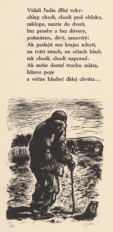 Tibor Gáll – Pútnik