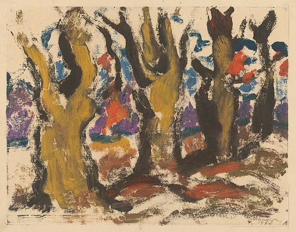 Zolo Palugyay - Staré stromy