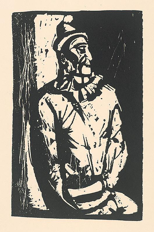 Vincent Hložník – Clown